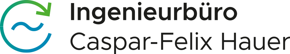 Logo Ingenieurbüro Caspar-Felix Hauer